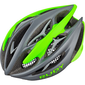 Rudy Project Sterling + Casco, titanium - lime fluo matte
